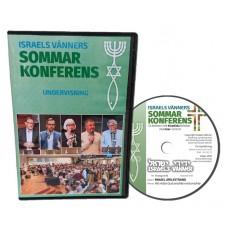 DVD-inspelning från Sommarkonferensen 2017