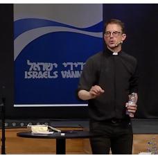 MP3-undervisning: Hans Weichbroft - Jerusalem genom frälsningshistorien – Platsen för Shalom (Del 1)