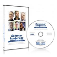 DVD-inspelning från Sommarkonferensen 2018