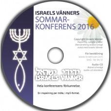 Sommarkonferensen 2016 - Mp3