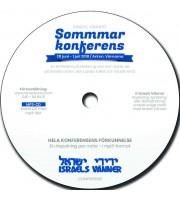 CD-inspelning från Sommarkonferensen 2018
